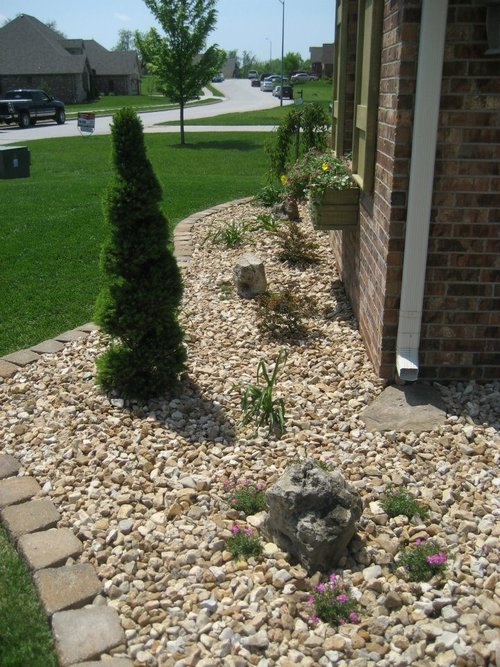 Landscaping and Edging