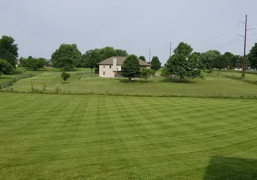 Mowing in Nixa, MO